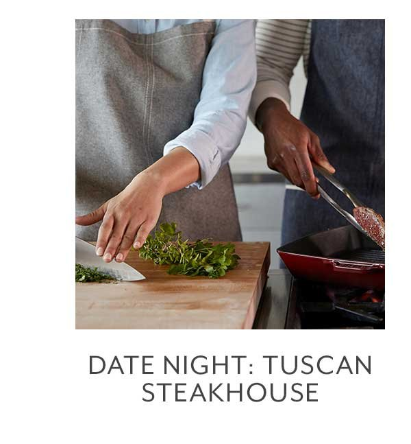 Date Night: Tuscan SteakHouse