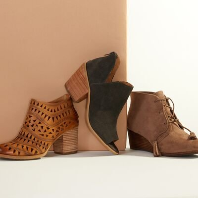 Step into Fall: Comfort Boots & Booties