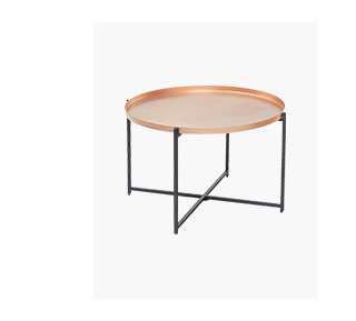 Shop the Copper Coffee Table