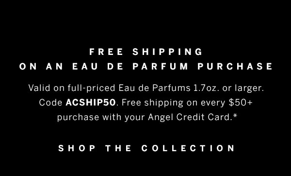 Free Shipping With EDP