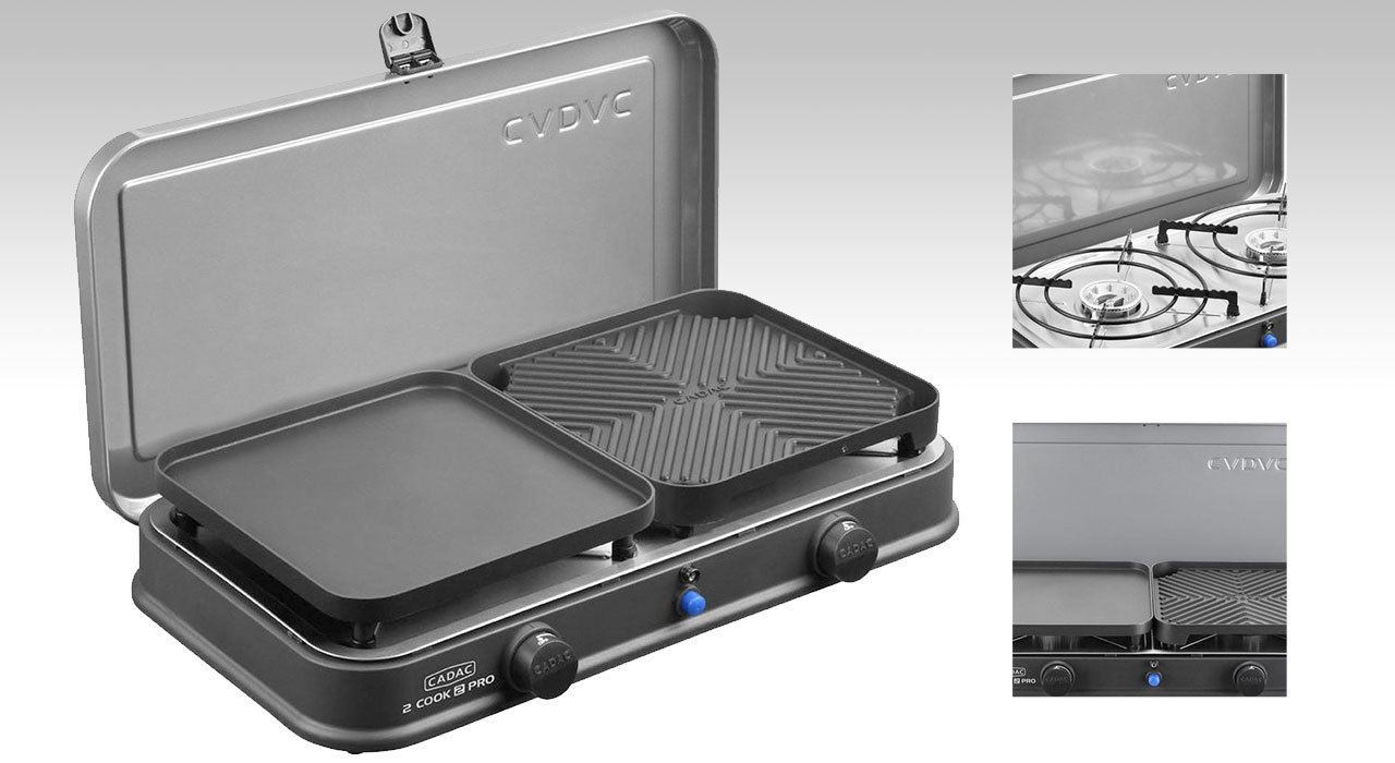 Cadac 2-Cook Pro Deluxe Stove