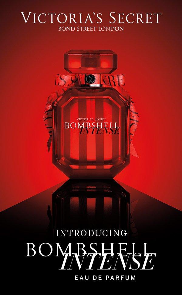 Introducing Bombshell Intense