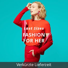Last Sizes - Fashion for Her
