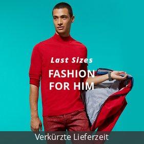 Last Sizes - Fashion for Him