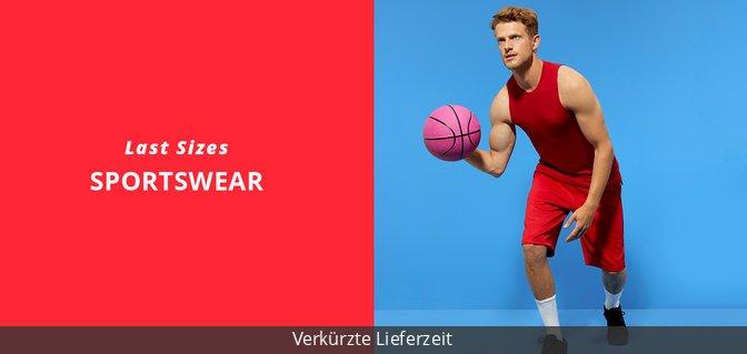 Last sizes - Sportswear