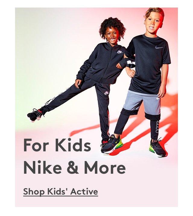 For Kids | Nike & More | Shop Kids' Active