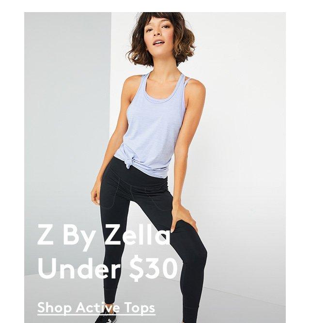 Z By Zella | Under $30 | Shop Active Tops