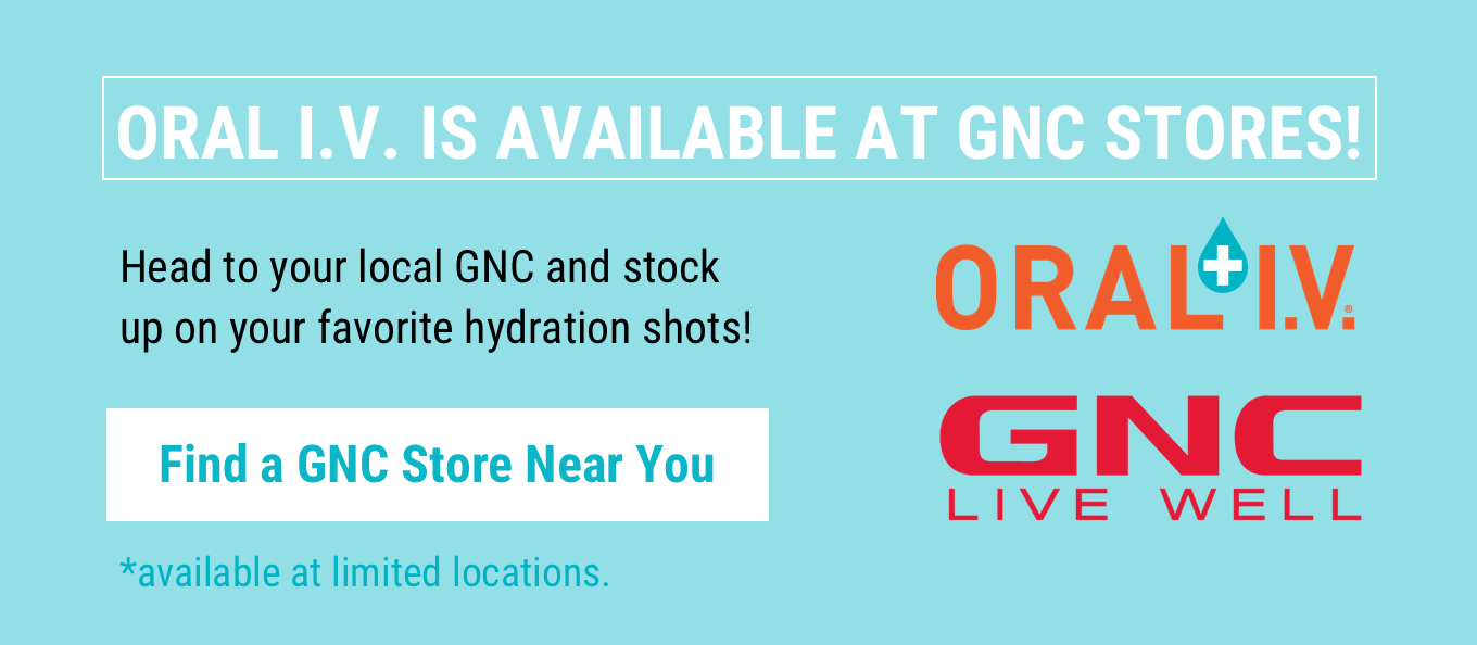 Oral IV: Join Our GNC Sweepstakes! | Milled