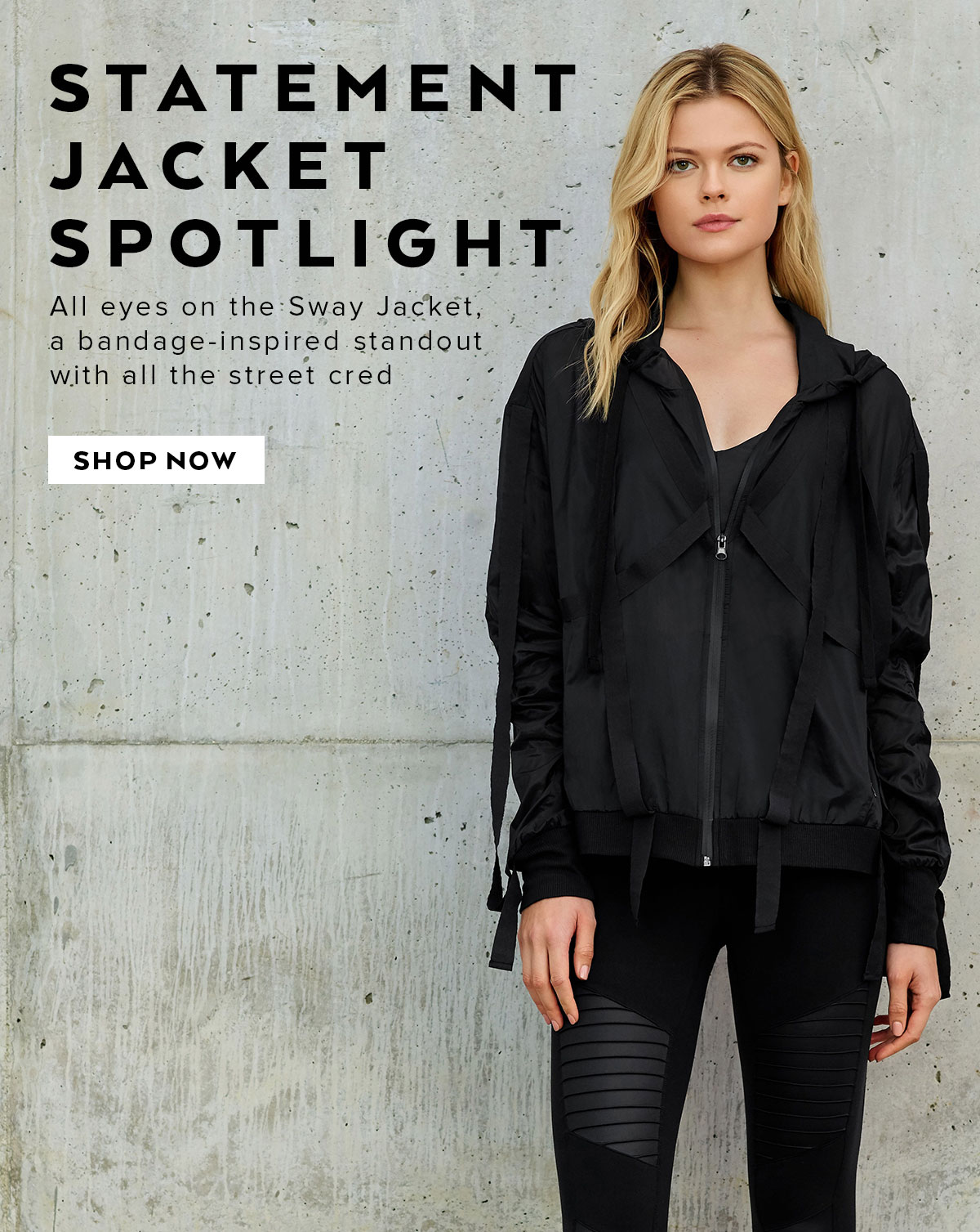 Statement Jacket Spotlight - SHOP NOW