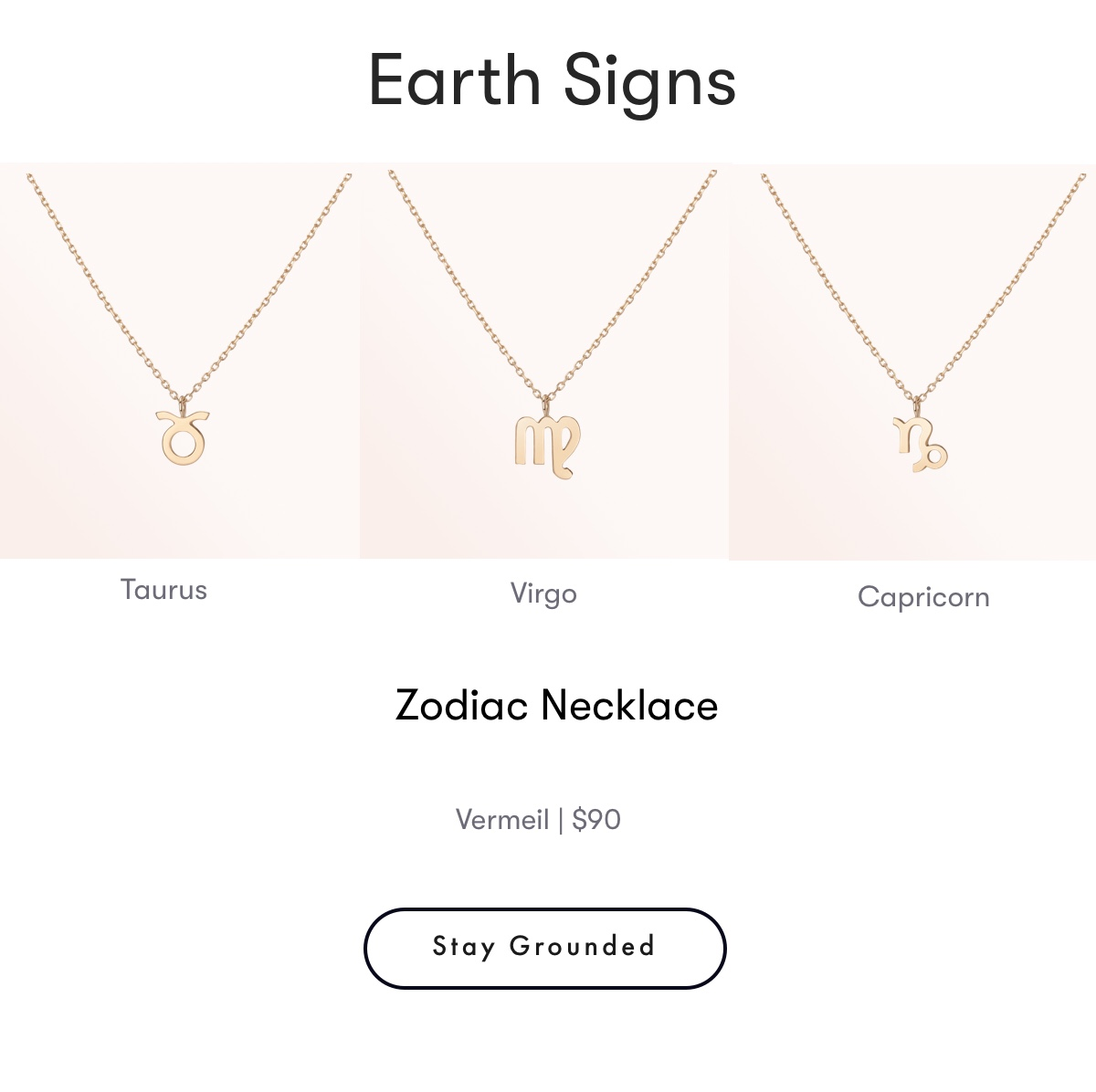 earth sign