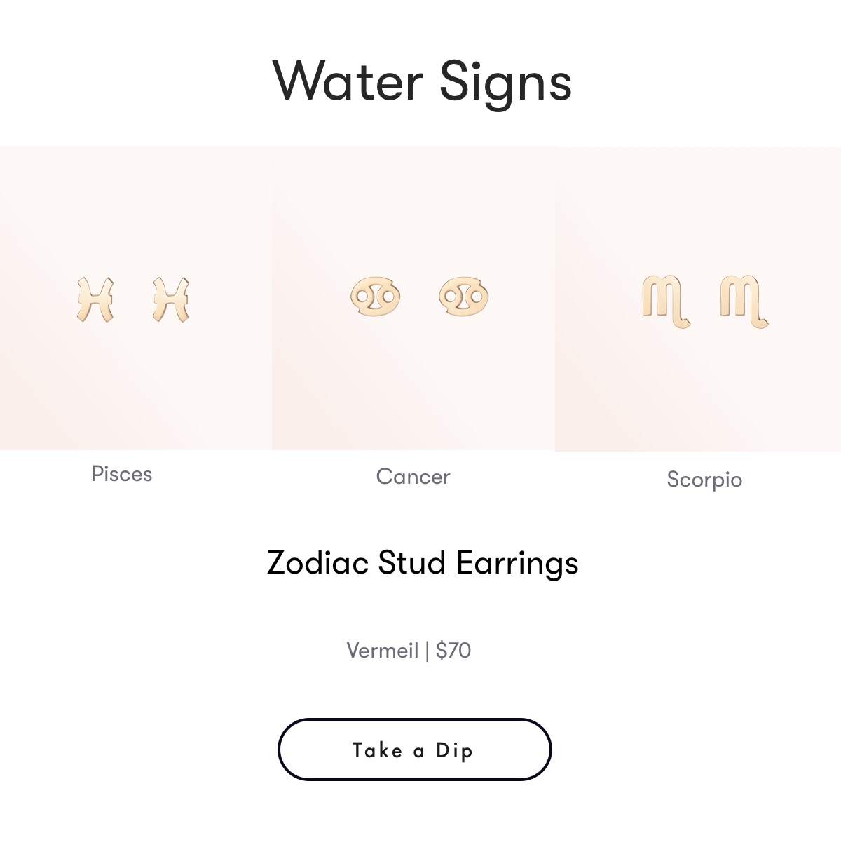 water sign