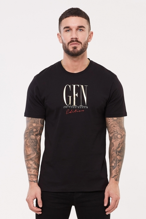 Edition Black T-Shirt