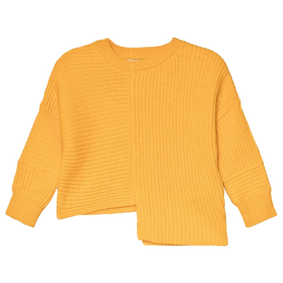Stella McCartney Kids Yellow Megan Jumper