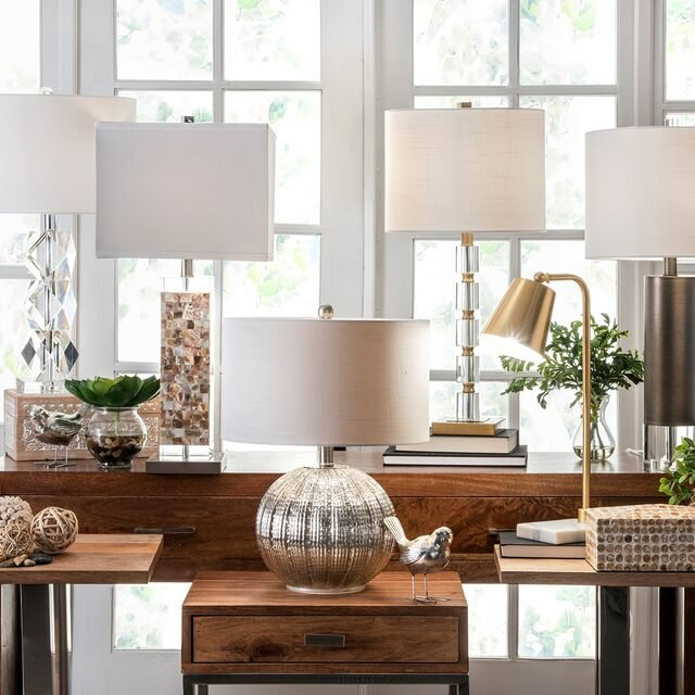 Free Shipping: Lamps to Brighten Up Any Room