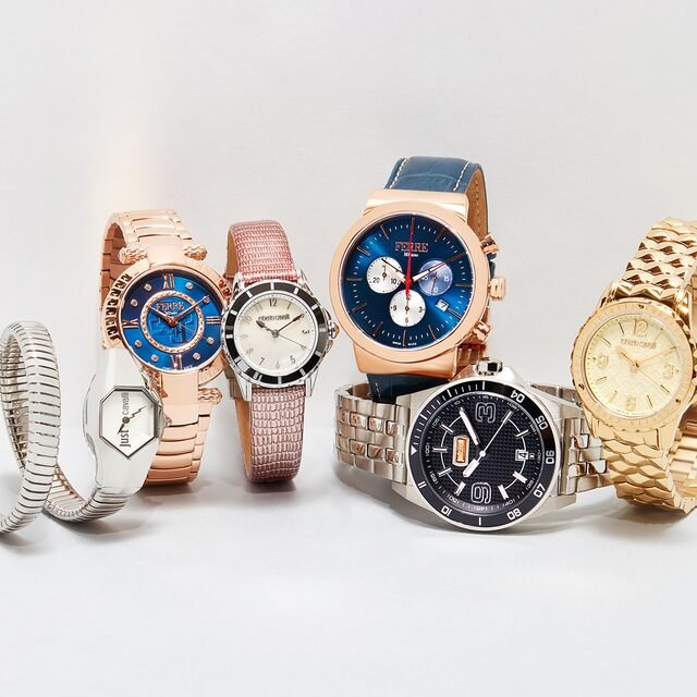Roberto Cavalli Watches & More Up to 70% Off