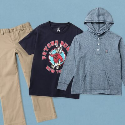 Back-to-School Cool: Psycho Bunny Kids & More