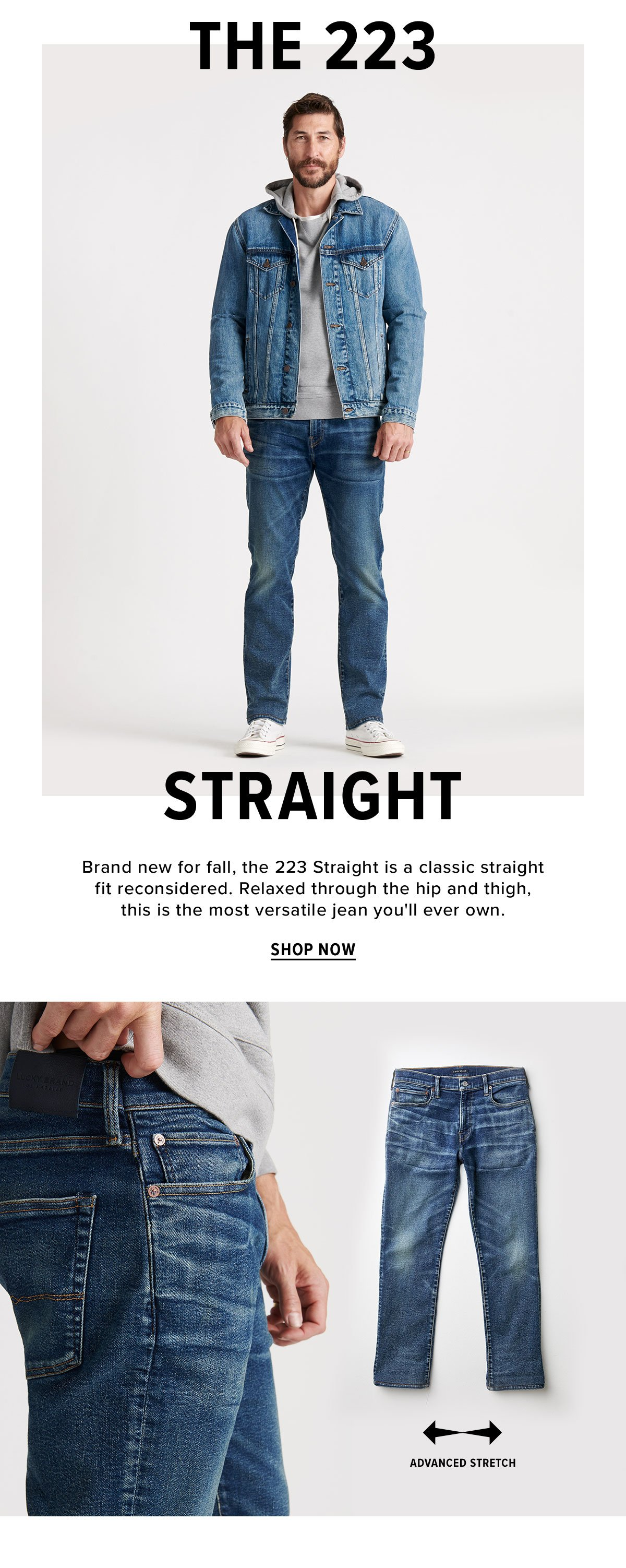 The 223 Straigh - Shop Now