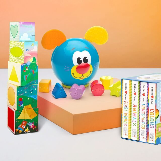 Play Smart: Kids' Toys for Every Age & More