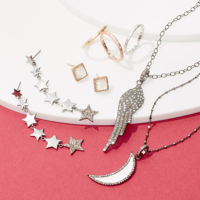 Gemstones, Diamonds & Sterling Silver from $20