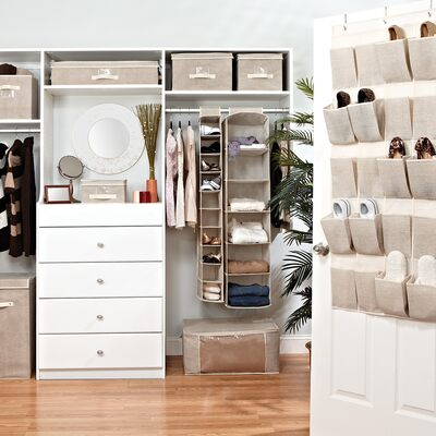 Free Shipping: Home Organization Essentials