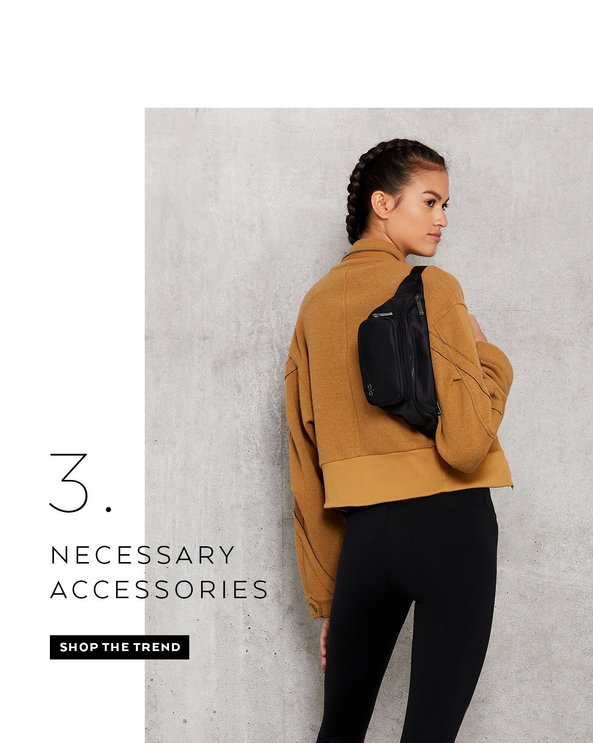 NECESSARY ACCESSORIES - SHOP NOW