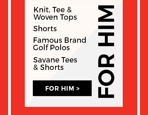 Sale, For Him
