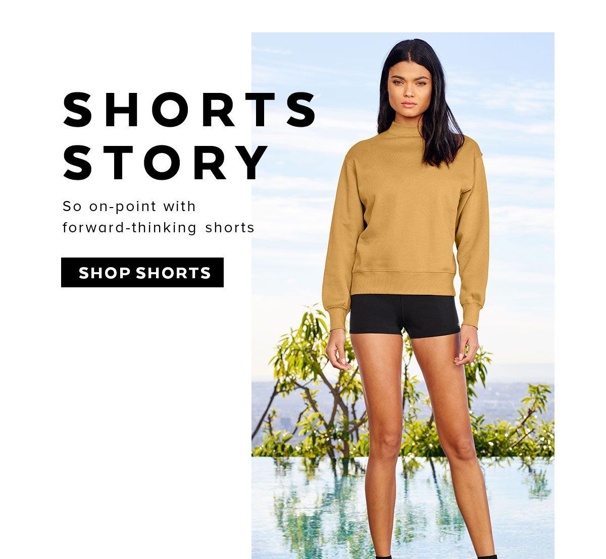 SHORTS STORY - SHOP SHORTS