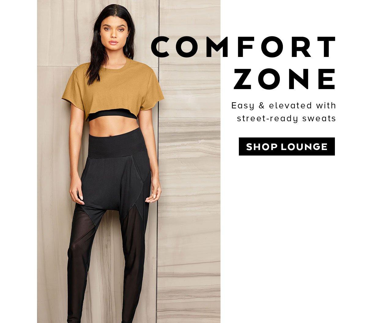 COMFORT ZONE - SHOP LOUNGE