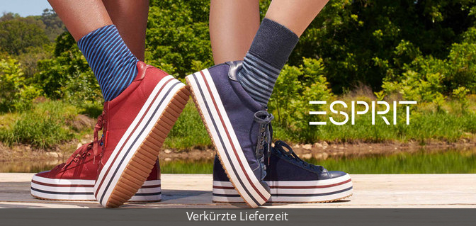 Esprit - Shoes & Accessories