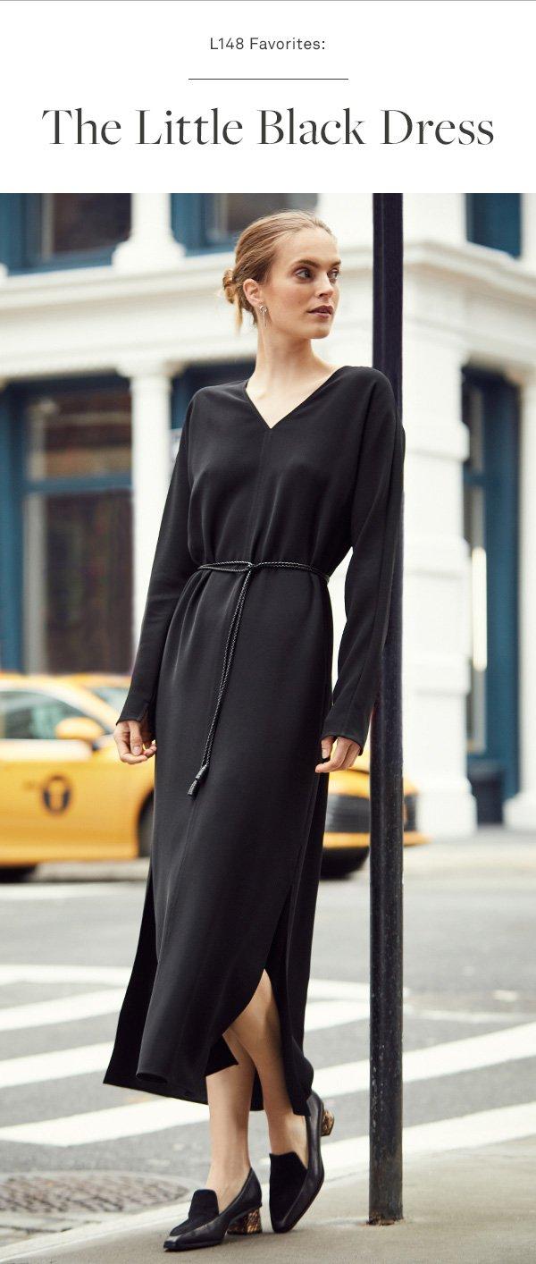 L148 Favorites: The Little Black Dress