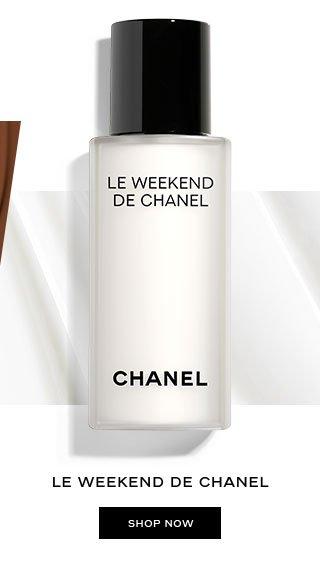 LE WEEKEND DE CHANEL SHOP NOW