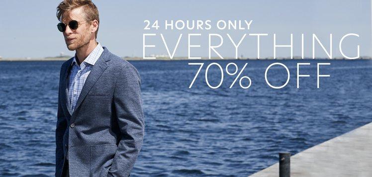 Exclusive Men's Sale