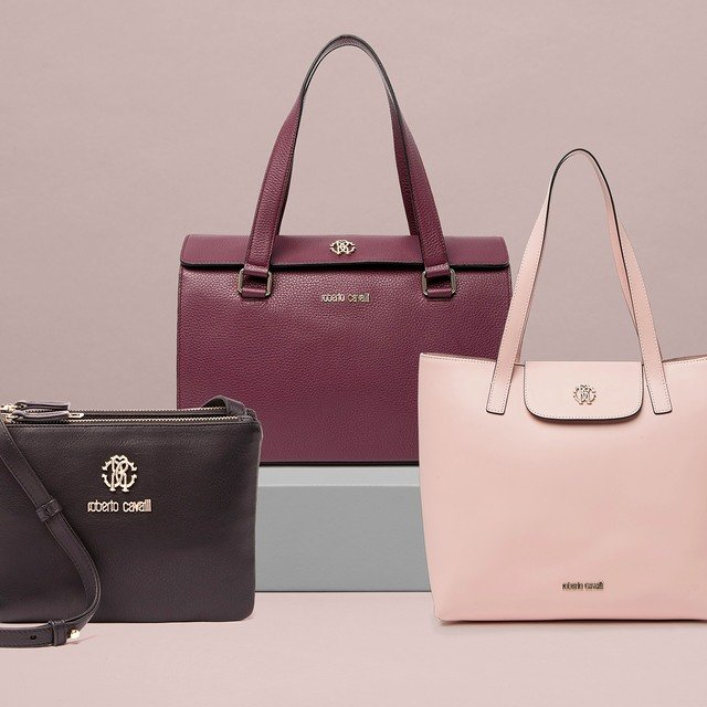 Roberto Cavalli Bags & More Up to 70% Off