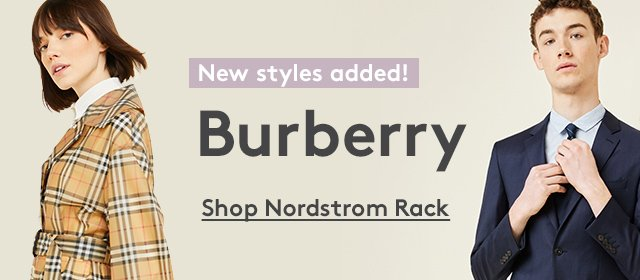 New Styles Added! Burberry | Shop Nordstrom Rack