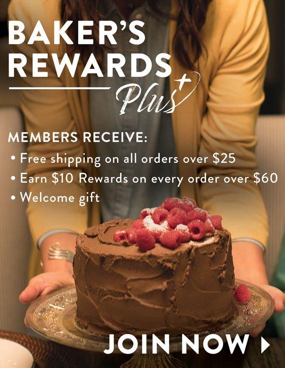 Baker's Rewards