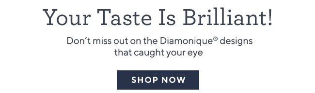 Your Taste Is Brilliant!