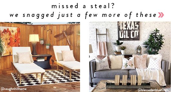 Check Today's Extended Steals