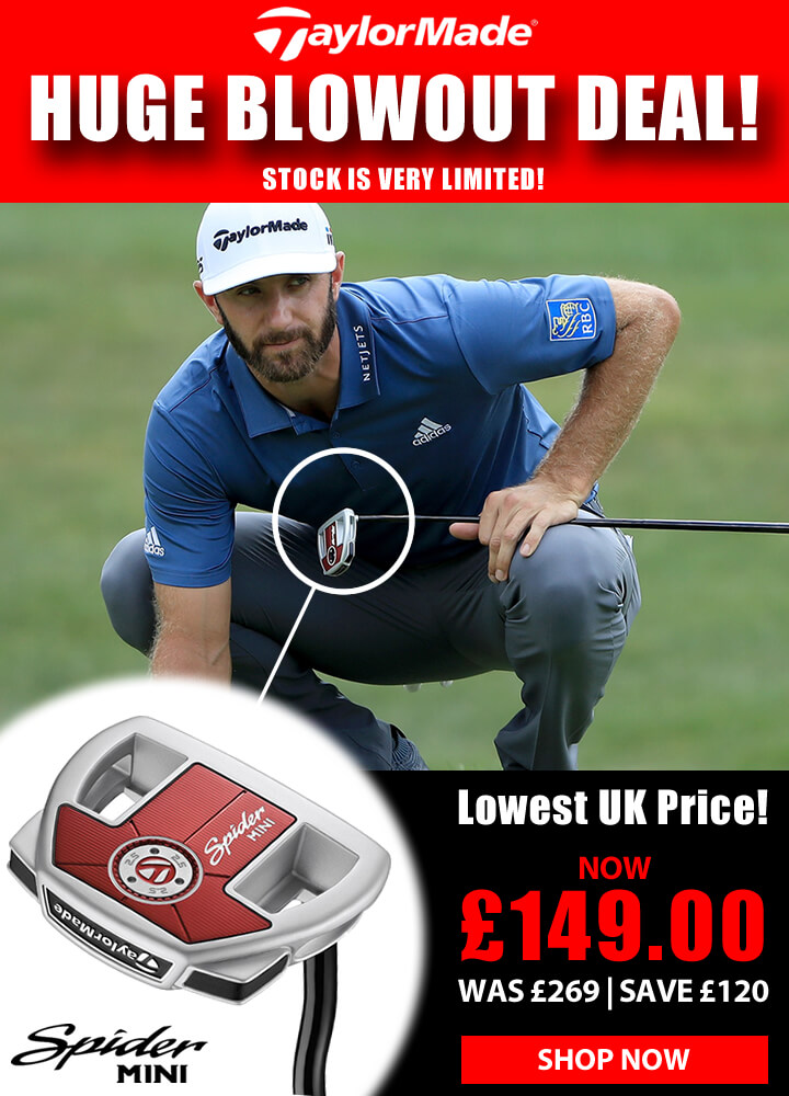 TaylorMade Spider Mini Putter - Shop Now