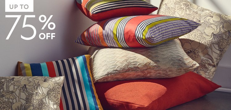 Missoni Home & More Luxury Bedding