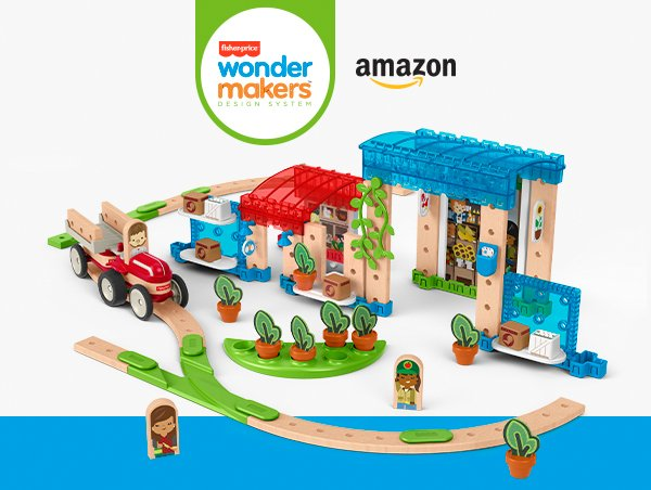 Mattel Shop Flash Sale 10 Off Wonder Makers At Amazon Milled
