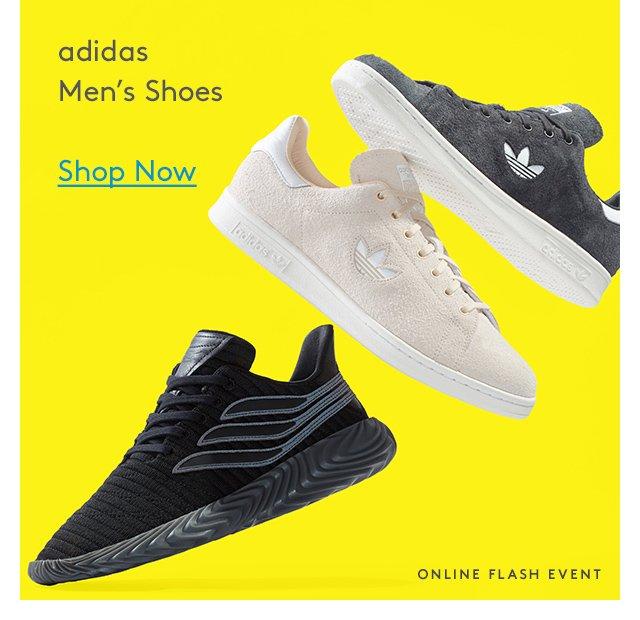 Adidas | Men's Shoes | Shop Now | Online Flash Event