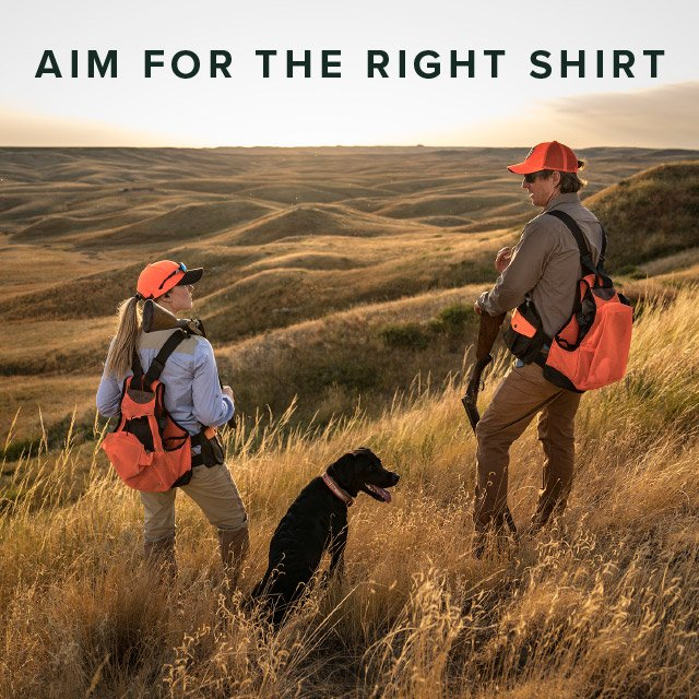 AIM FOR THE RIGHT SHIRT