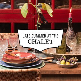 Late summer at the chalet