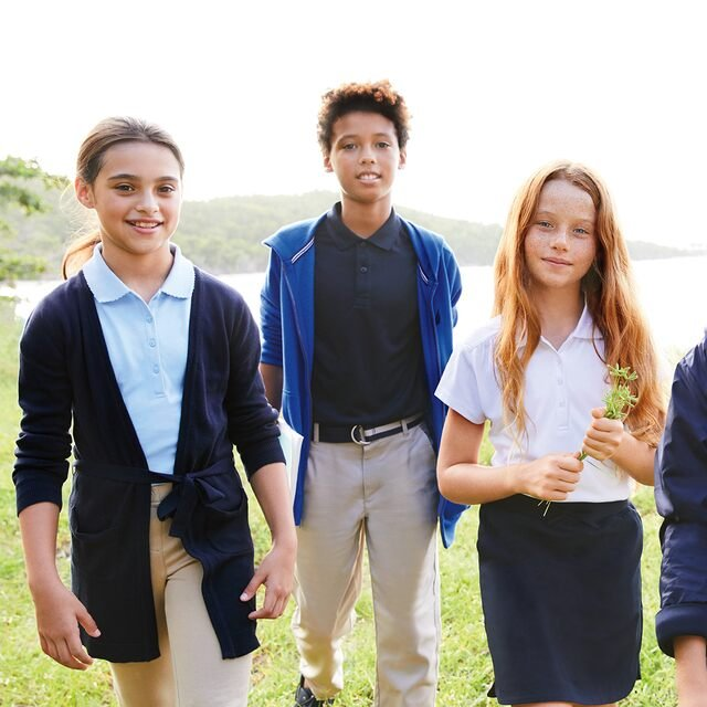 Kids' School Uniforms ft. Nautica