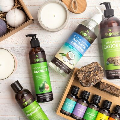 Sky Organics: Essential Oils, Bath Bombs & More