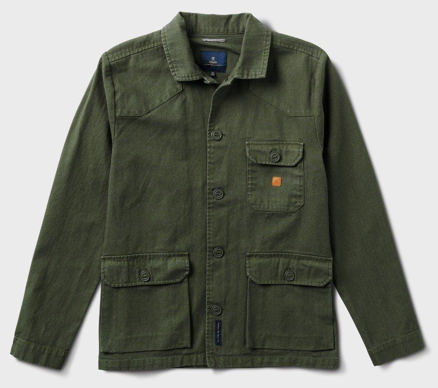 Square Go Jacket