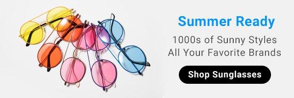 Shop Sunglasses >