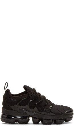 Nike - Black Air Vapormax Plus Sneakers