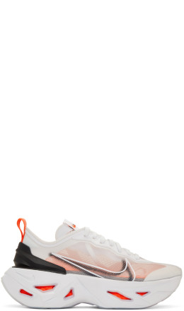 Nike - White Zoom X Vista Grind Sneakers