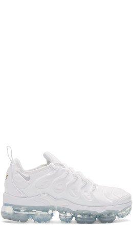 Nike - White Air Vapormax Plus Sneakers